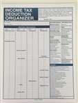 Income Tax Organizer RecordKeeper File Envelope