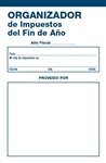 NEW Spanish Tax Organizer with Business Schedules (CS-120SP)